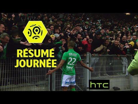 Résumé de la 23ème journée - Ligue 1 / 2016-17