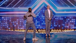 The X Factor UK 2018 Sing-Off for the Last Boys Chair Six Chair Challenge Full Clip S15E11
