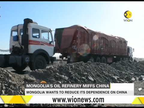 Mongolia's oil refinery miffs India