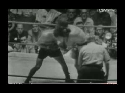 Carmen Basilio -vs- Chuck Davey II 7/16/52 part 4