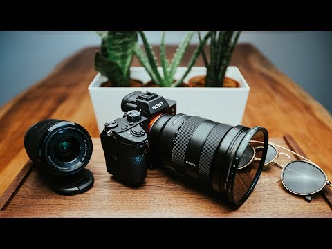 I BOUGHT A NEW CAMERA! But Why The Sony A7 III? - YouTube