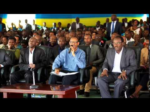 Paul Kagame i Jabana 11 11 2014