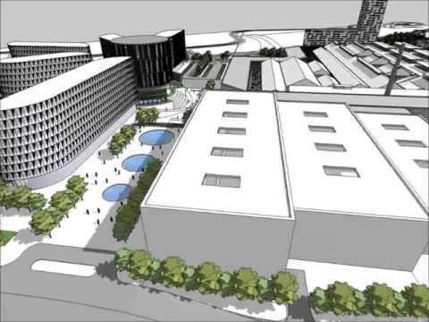 Pod Architects - Chongqing Museum Animation