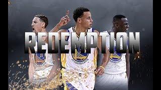 "Golden State Warriors Champions ""REDEMPTION"" Mix *HD"