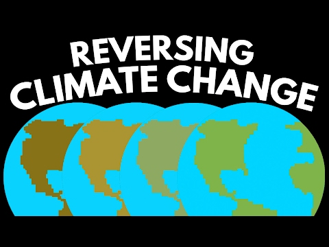 Can We Reverse The Damage Done To Earth?