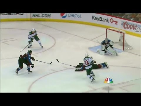 Nino Niederreiter wins Game 7 in Overtime