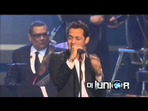 Marc Anthony ft Dj junior Pal Mundo  ''Vivir Mi Vida'' 2013 video oficial HD