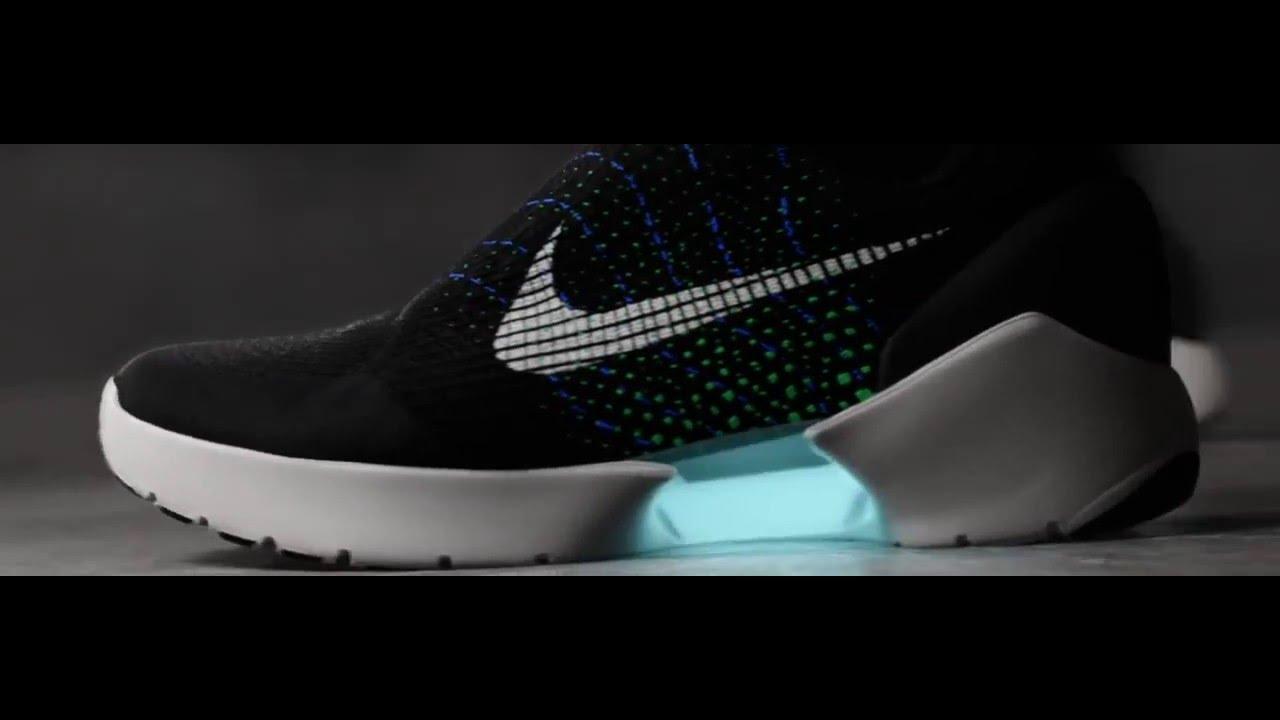 info for 18125 05321 Nike HyperAdapt 1.0 - YouTube