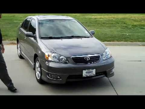 2008 Toyota Corolla For Sale >> Used 2008 Toyota Corolla S For Sale At Honda Cars Of Bellevue An Omaha Honda Dealer