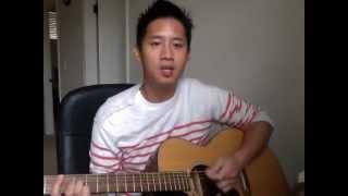 Khalil Fong's Gou Bu Gou 方大同 - 夠不夠 Acoustic cover Fang Da Tong