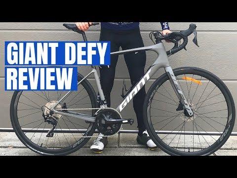 Giant Defy Review (Giant's Endurance Road Performance Bike)