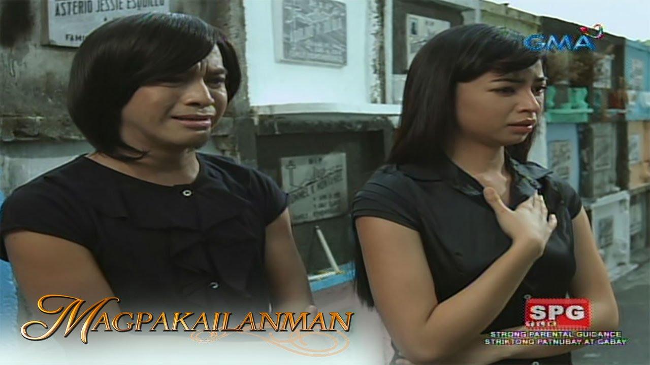 """Magpakailanman: Glaiza de Castro and Boobay in """"Una  Siyang Naging Akin"""""""