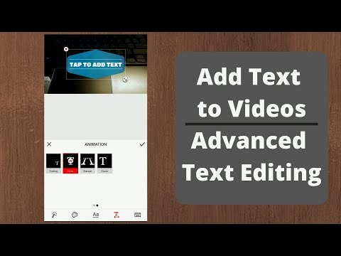 5 Best Apps To Add Text To Videos (Android And IOS   2020)