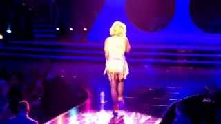 BRITNEY SPEARS Piece Of Me in The AXIS at Planet Hollywood Las Vegas 04/28/2015