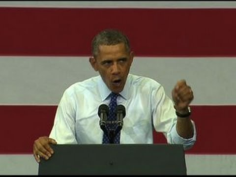 "Obama: ""I need Ed Markey in the U.S. Senate"""