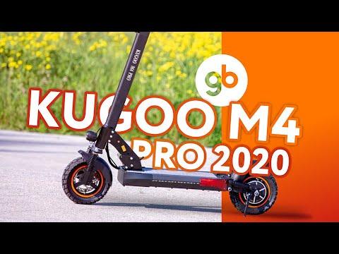 KUGOO M4 PRO 17AH NEW 2020 - обновленная версия электросамоката. Недорогой, симпатичный, комфортный