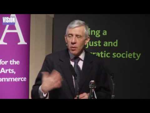 Jack Straw MP - A National Victims' Service