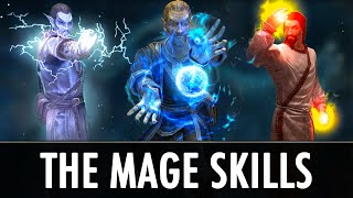 Skyrim Mod: The Mage Skills - Perk Overhaul - Ordinator