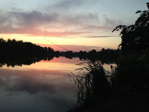 Carp Fishing 2017 French Public lakes adventure