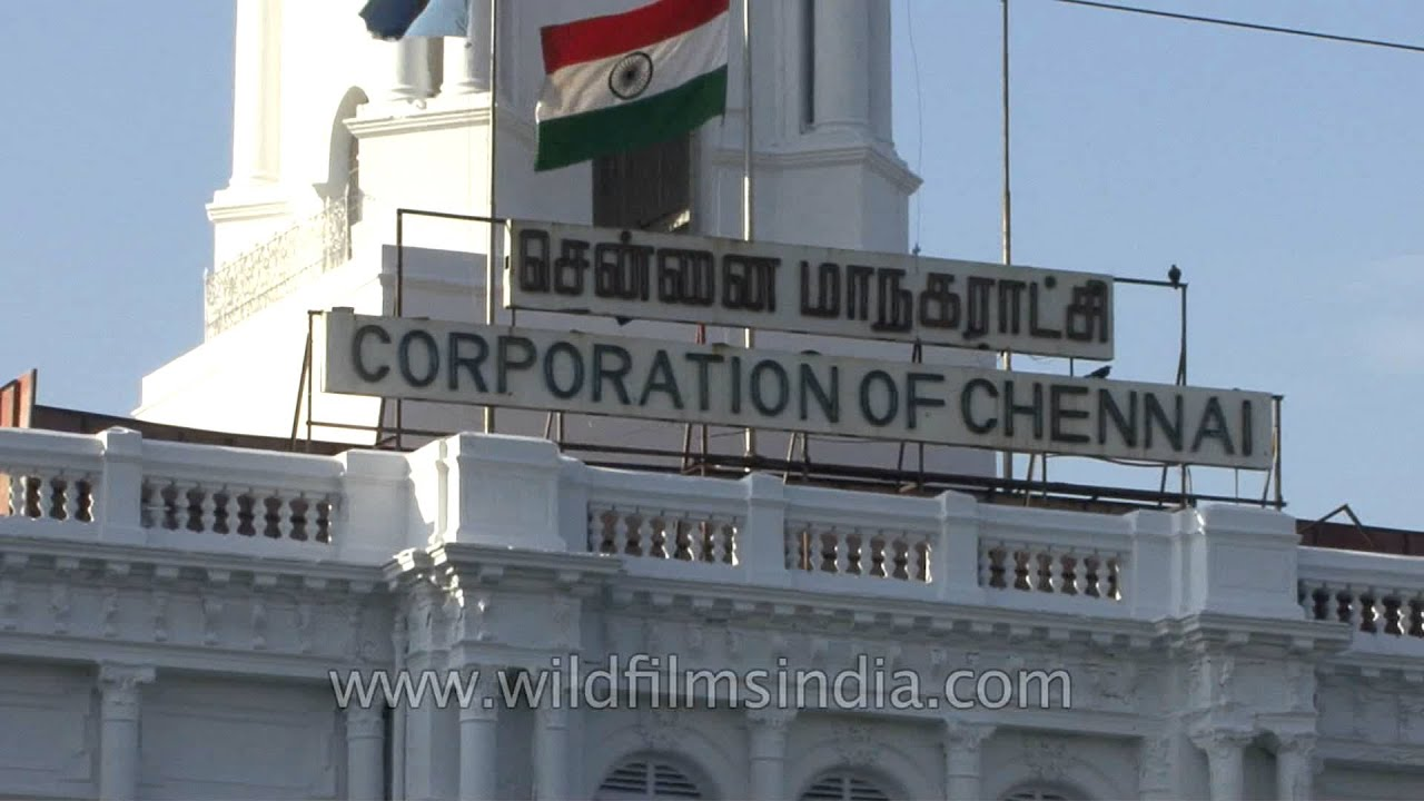 Corporation of chennai youtube aiddatafo Gallery