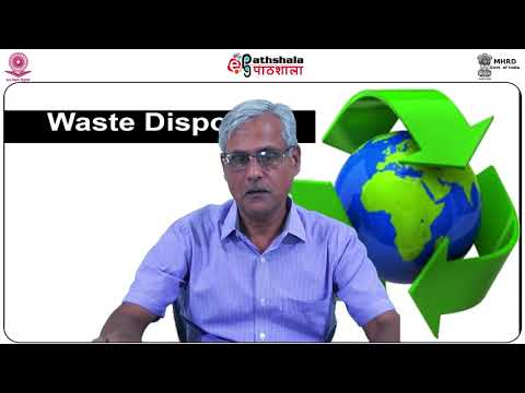 Solid Waste Disposal: Urban and rural areas