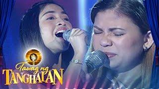 Tawag Ng Tanghalan: Julia Faith Joaquin vs. Emmalou Cruz