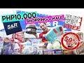 10,000 PHP S&R GROCERY SHOPPING AT HAUL + NASAAN ANG DADDY KO? | Nina Rayos 💋