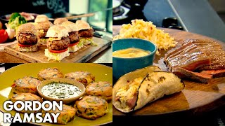 Fast Food Done Right With Gordon Ramsay | Part Two
