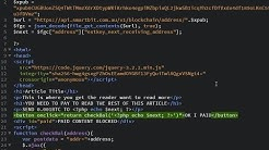 Coding a Simple Bitcoin Paywall in Under 10 Minutes