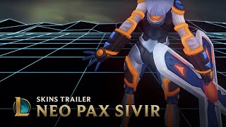 Neo PAX Sivir | Gameplay Trailer - League of Legends