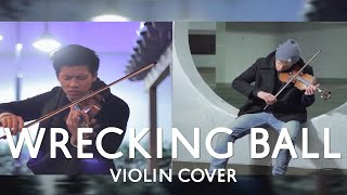 [Video] Miley Cyrus - Wrecking Ball (Violin Cover by Momento)