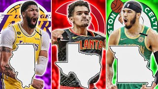 The Best NBA Player From Every State