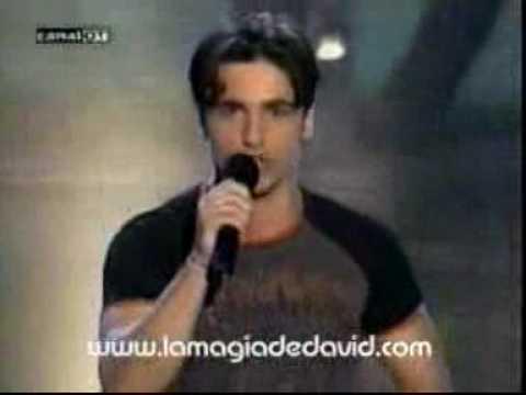 David Bustamante - Mas de mil noches