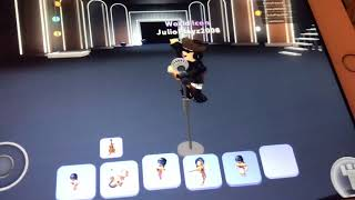Amazing//Roblox Dance Off