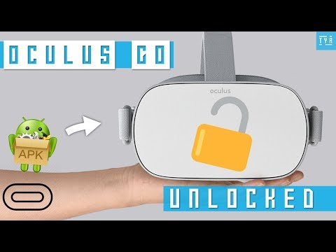 HOW TO Sideload Apps on the OCULUS GO - YouTube