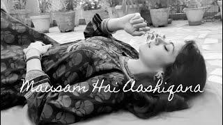 Mausam Hai Aashiqana | Pakeezah (1972) | Aishwarrya Khanna | Meena Kumari | Lata Mangeshkar
