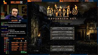 Diablo 2 - Druid Any% Norm Speedrun!!