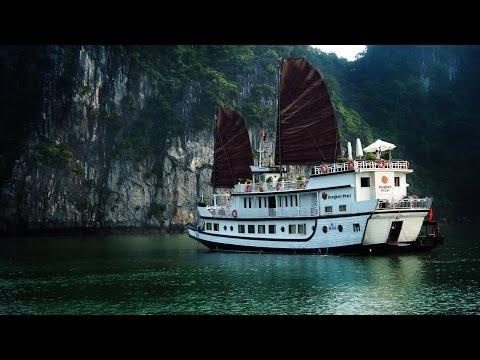 Ha Long Bay on Dragon's Pearl - Indochina Junk Company