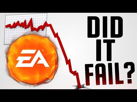 The Shocking Truth Behind EA In 2018