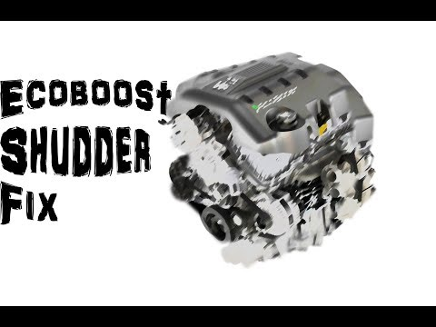 Ecoboost Shudder Fix - YouTube