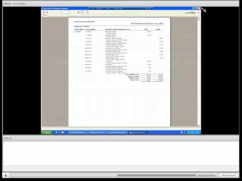 Sage 100 ERP Credit Card Processing by Sage Payment Solutions - Demo