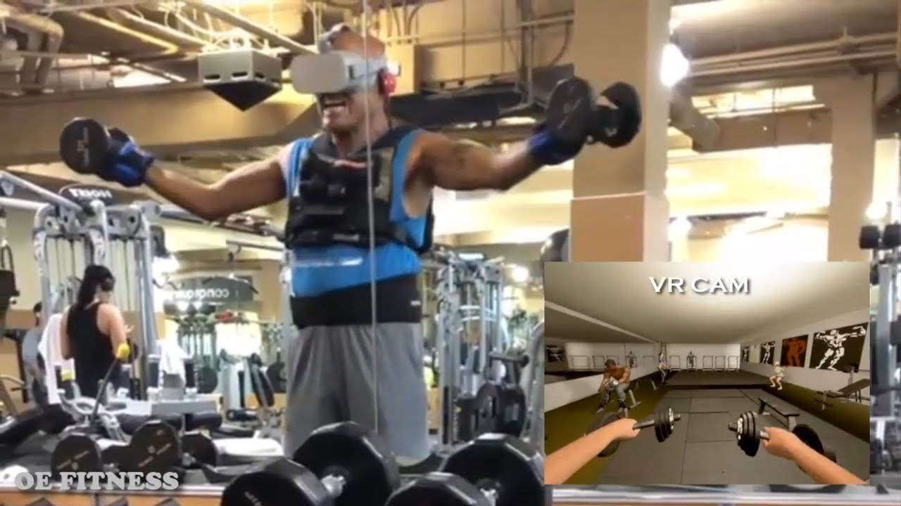 He Played Gym Simulator at the Gym - GYM IDIOTS 2020 - YouTube
