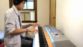 chris august 7x70 hd studio piano cover