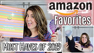 BEST AMAZON PRODUCTS OF 2019 :: AMAZON FAVORITES & MUST HAVES :: AMAZON HAUL 2019 | This Crazy Life