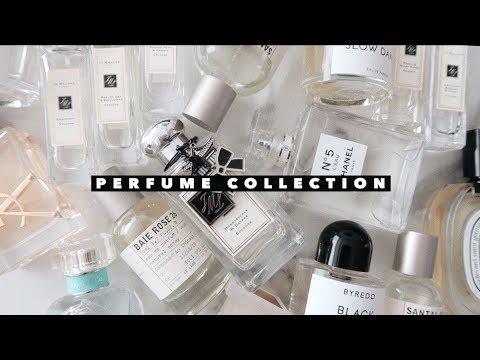 🔮My Massive Perfume Collection✨