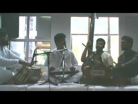 Raag Charukeshi - Ghulam Hasan Khan