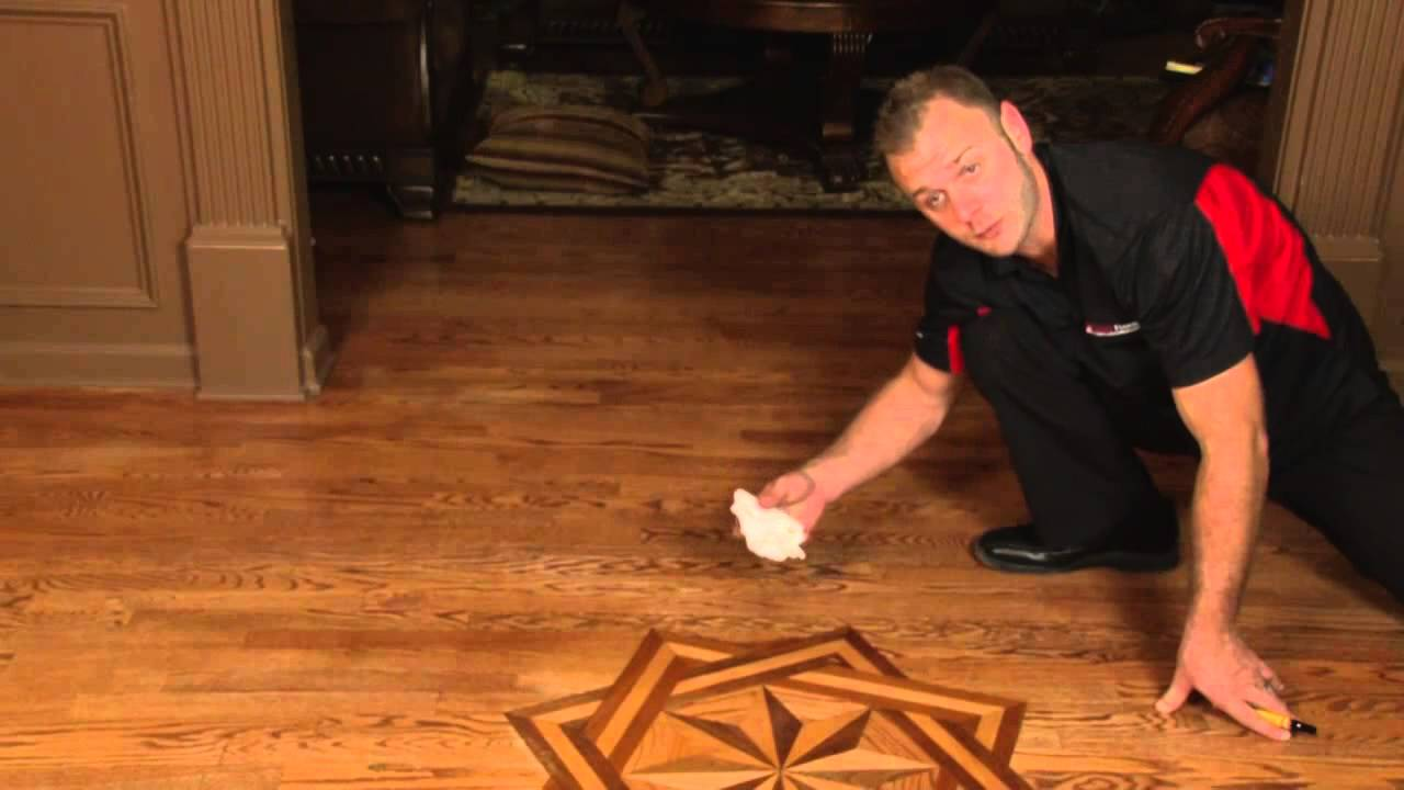 How To Get Scratches Off Of Polyurethane Finished Hardwood Floors