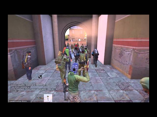 Dayz SA RP PVP Event AnotherDayz