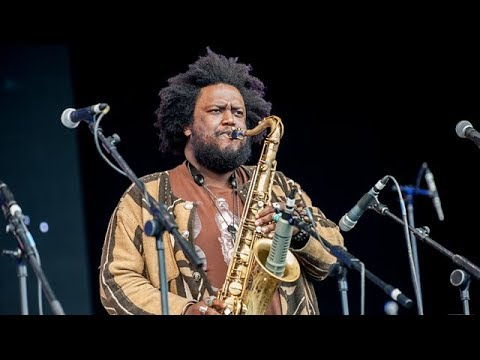 Kamasi Washington - Live at Glastonbury...