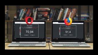 Opera 51 disponible: Un 38 % más rápido que Firefox Quantum 58